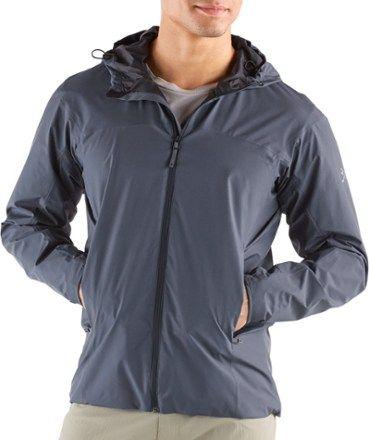 109d985137 Solano Hooded Jacket - Men's   Products   Jackets, Hooded jacket, Men