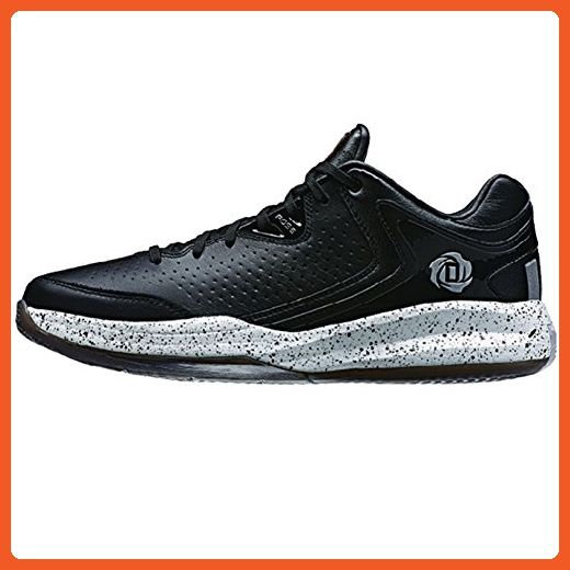 new concept 8191e cba0d Adidas D Rose Englewood III Basketball Shoe 7.5 Black-Silver - Athletic  shoes for women ( Amazon Partner-Link)
