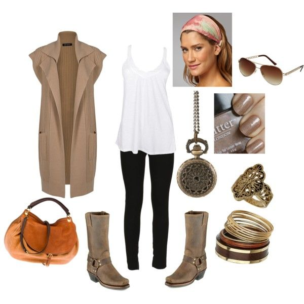 Favorite Weeked Outfit Fall/Winter, created by bentleyhale.polyvore.com