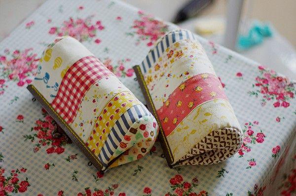 驳脚口金包~~鲜艳的颜色简直是夏天的绝配