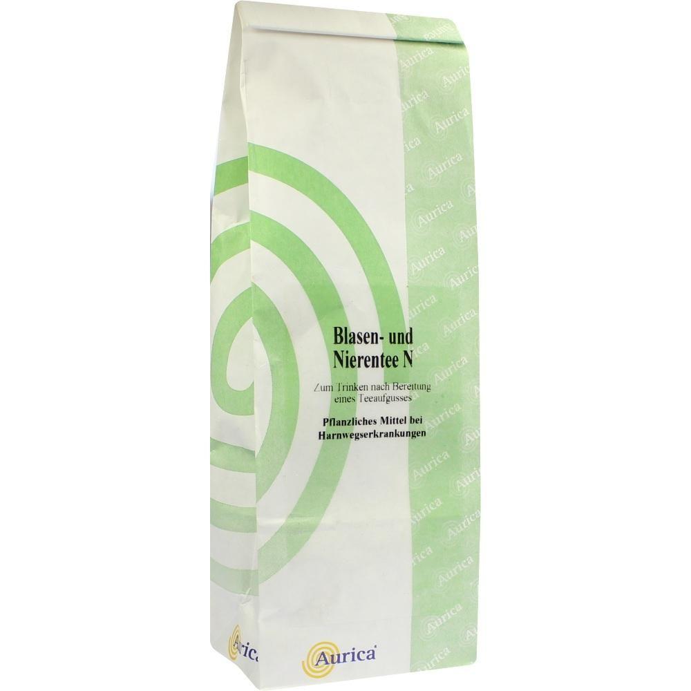 BLASENTEE UND NIERENTEE N Aurica:   Packungsinhalt: 100 g Tee PZN: 07325136 Hersteller: AURICA Naturheilm.u.Naturwaren GmbH Preis: 2,47…