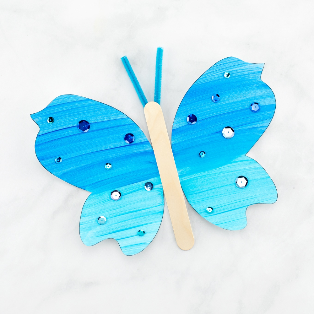 41+ Paper craft making butterfly ideas in 2021