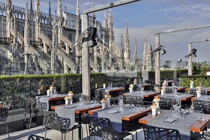 Rinascente Milano Terrazze Conosco un posto | Milan | Pinterest ...
