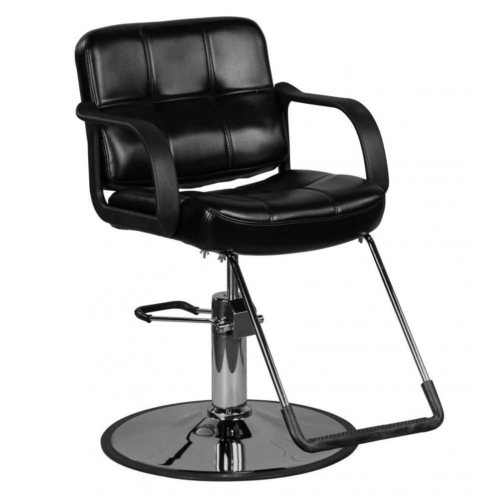 Groovy Caine Black Classic Beauty Salon Hydraulic Styling Chair Pabps2019 Chair Design Images Pabps2019Com
