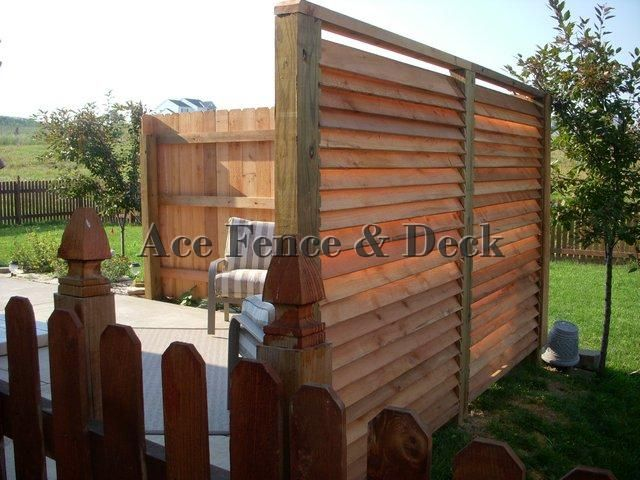 Ace Fence And Deck All Of Your Fencing Needs In Central Ohio
