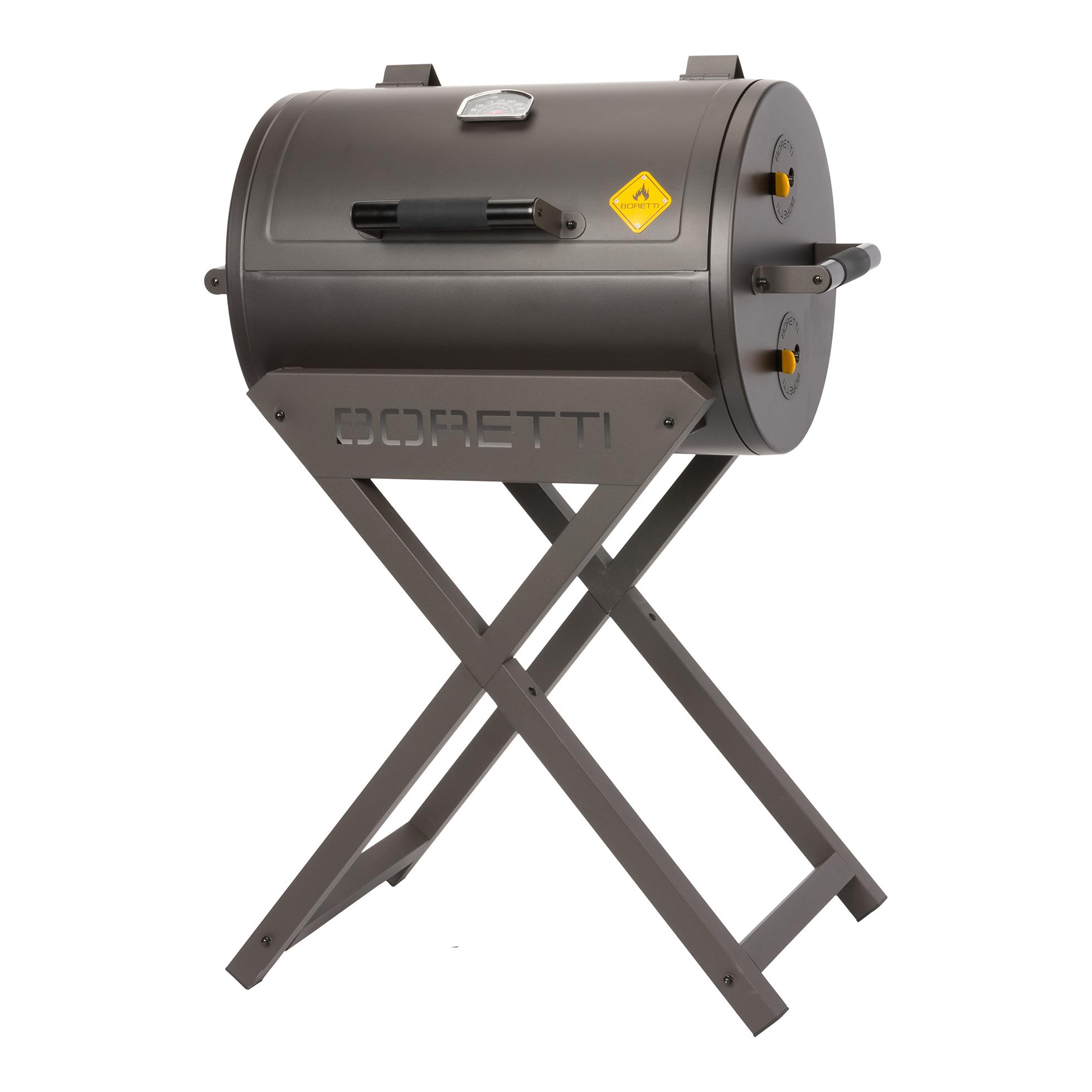 WAACS design   Boretti Barilo barrel grill