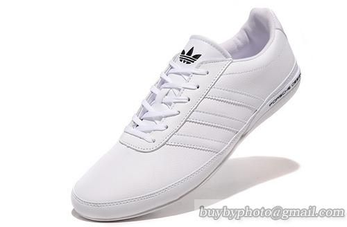 Adidas Originals Men's Porsche Design S3 Sneaker, White