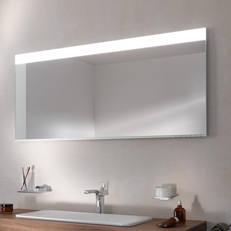 Keuco Edition 400 Der Spiegelschrank fürs Badezimmer ist stufenlos