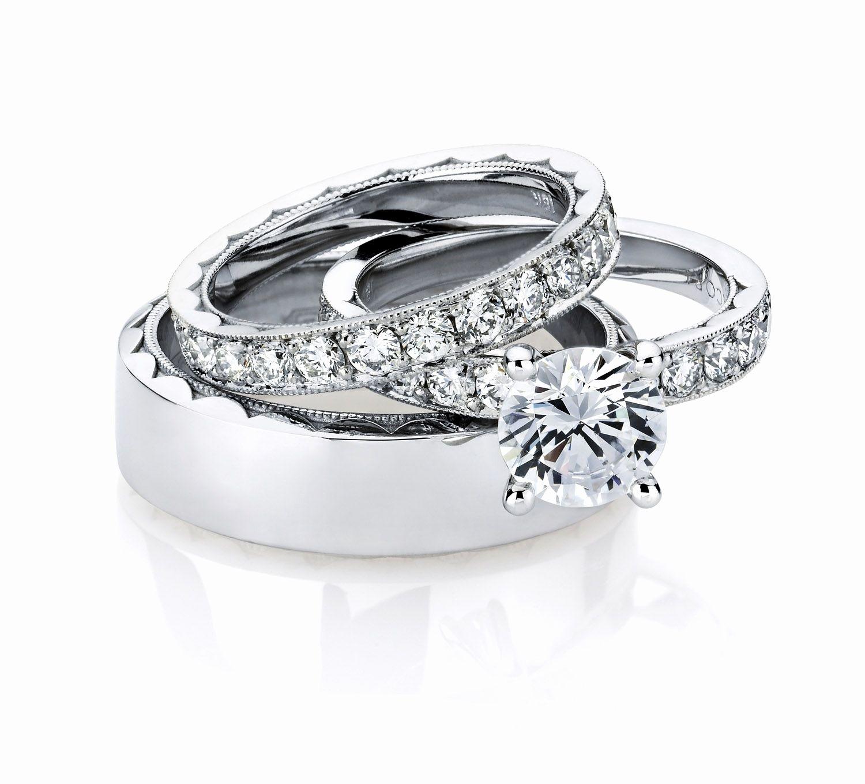 Trio Wedding Ring Sets Jared Ivanka Trump Celebrates 9th Wedding Anniversary To Jared Kushner With In Cincin Perkawinan Perhiasan Pernikahan Cincin Tunangan