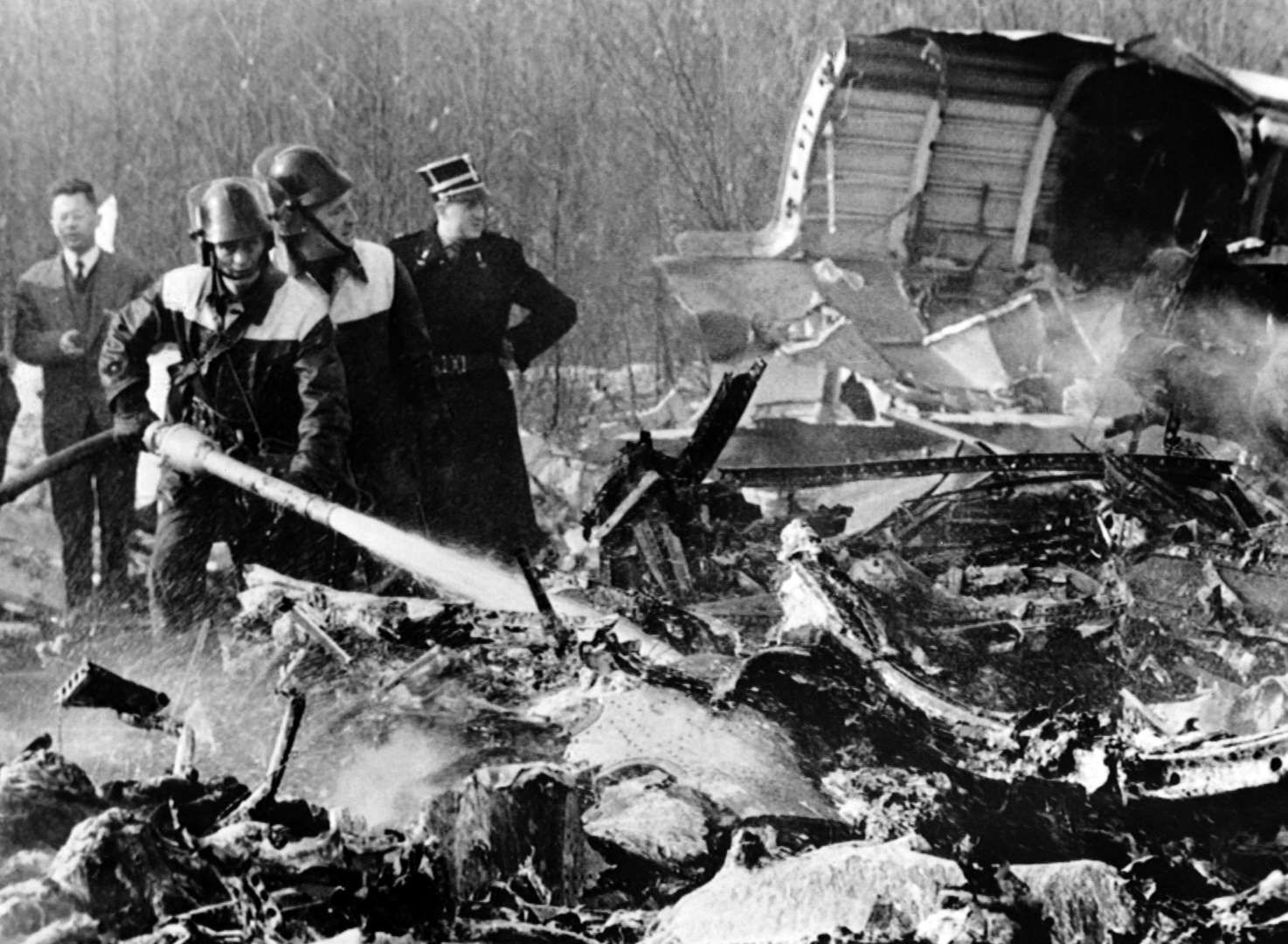 1961: The entire United States Figure Skating team dies in plane crash