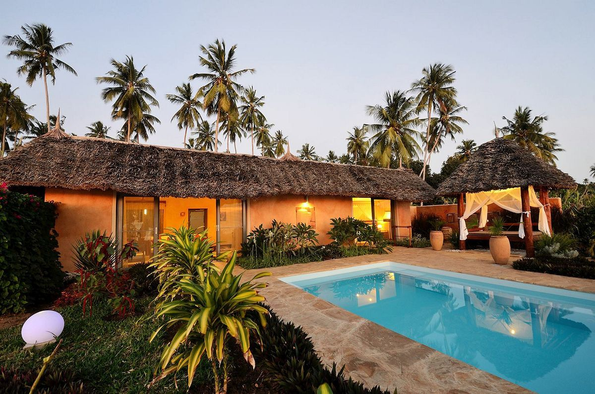 Top 10 Luxury Hotels In Tanzania From
