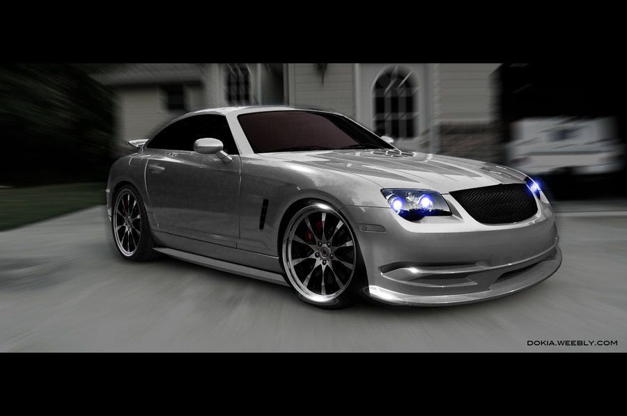 Chrysler Crossfire By R1cario Deviantart Com On Deviantart