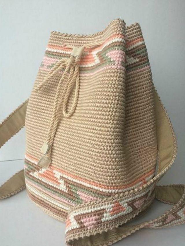 Como Fazer Mochila De Croche 35 Modelos Lindos Passo A Passo