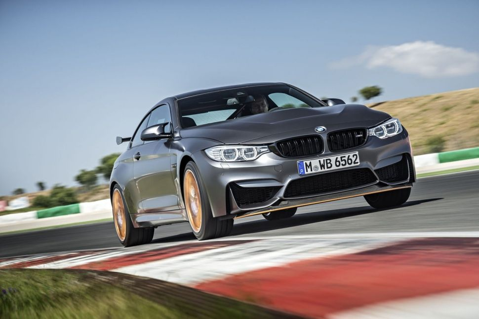 Awesome The Limited Edition BMW M4 GTS Is The First Water Injected Production Car In