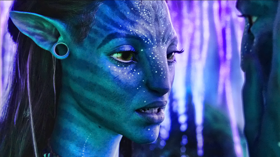 Avatar Neytiri Edit By Prowlerfromaf On DeviantART
