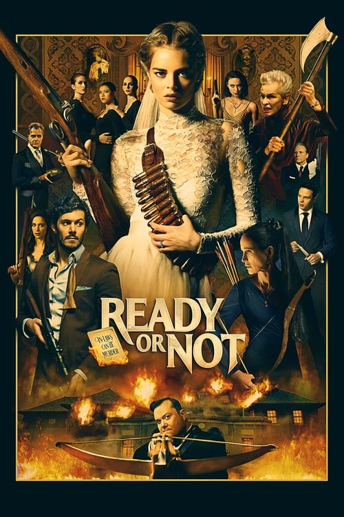 Watch Ready or Not 2019 Movie Online Free