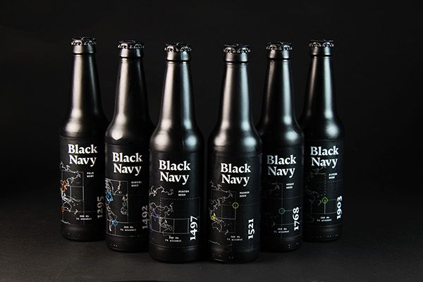 Black Navy on Behance