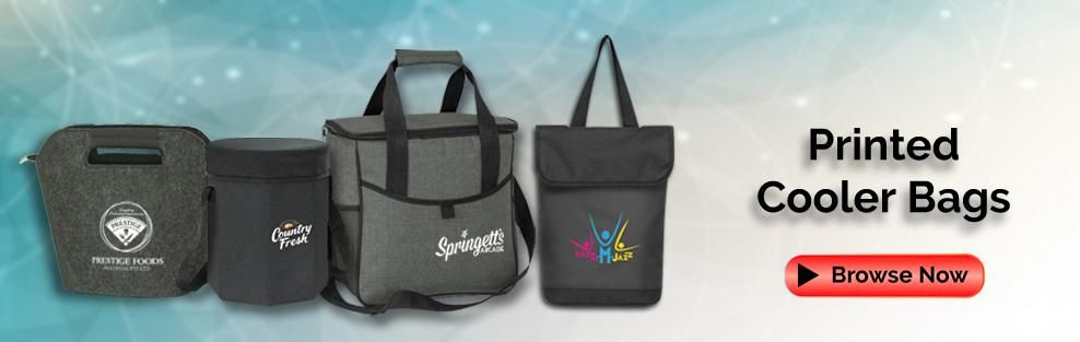 Try Some Cool Branding Ideas With Printed Cooler Bags In 2020 Fun Bags Cooler Bag Best Lunch Bags