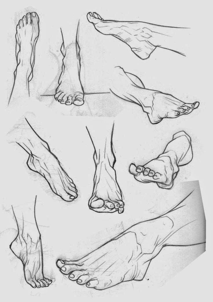 Jacob Romeo EDU: A: Hands & Feet | GUIAS | Pinterest | Dibujo ...