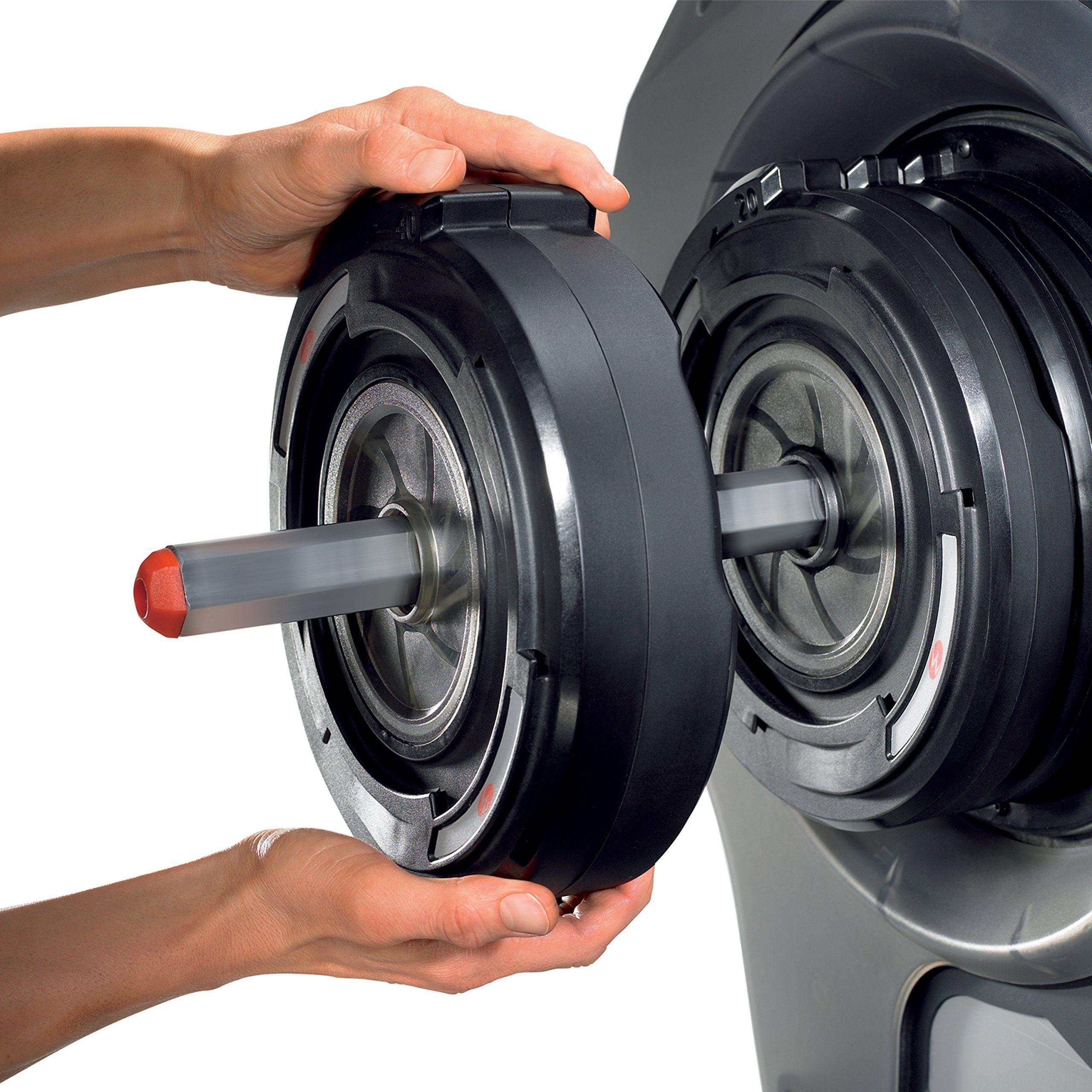 Bowflex revolution 80 lb spiraflex upgrade look into