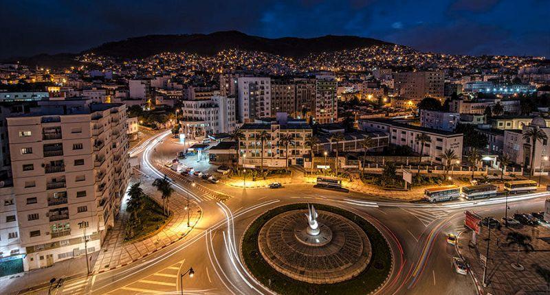 مدينة تطوان المغرب Road Structures Highway