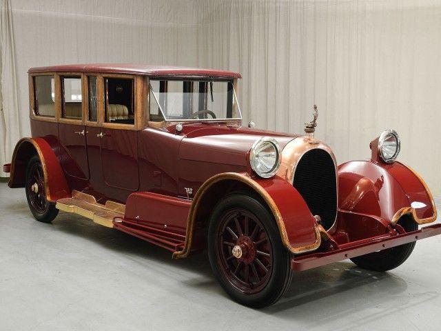 1921 Heine-Velox V-12 Limousine | Hyman Ltd. Classic Cars