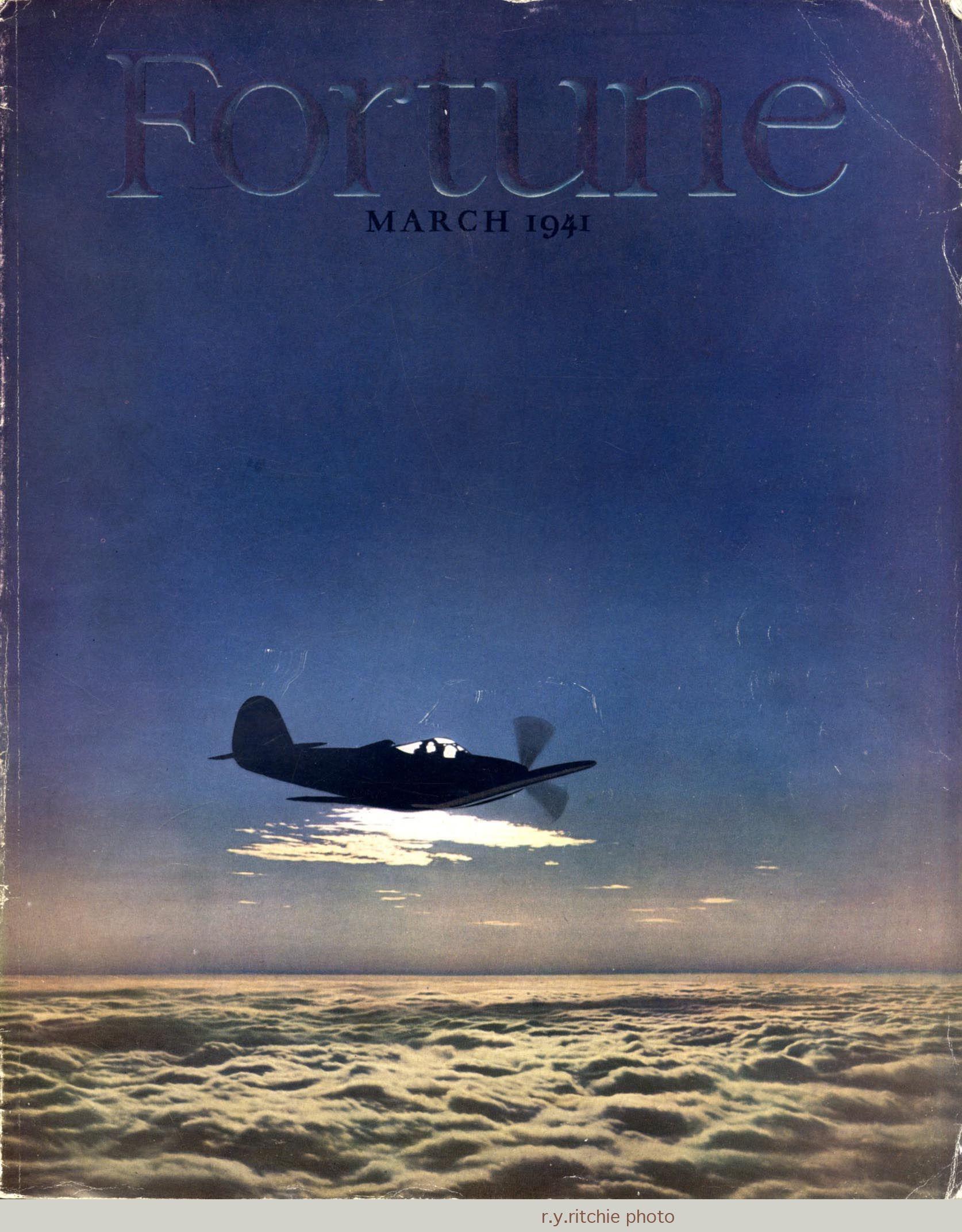 Fortune - March, 1941 | OldBrochures.com