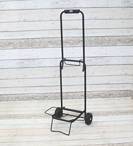 b9f23a3fadf6 Compact lightweight Luggage Travel Trolley - carries luggage up to ...