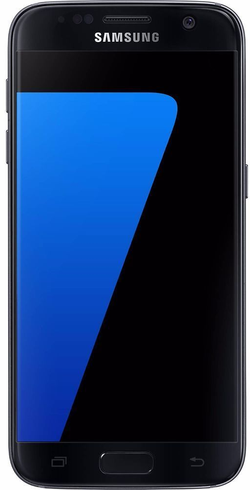 Samsung Galaxy S7 SM-G930V 32GB Smartphone Black Gold