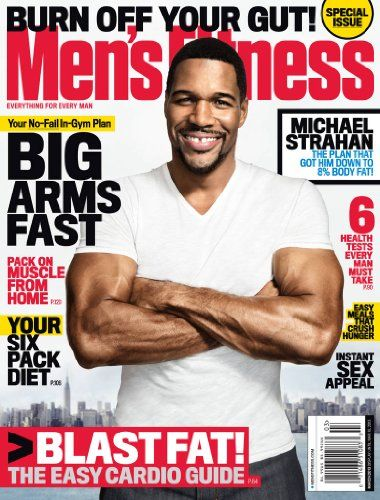 dff33faf112 Men s Fitness (1-year auto-renewal)  Print + Kindle
