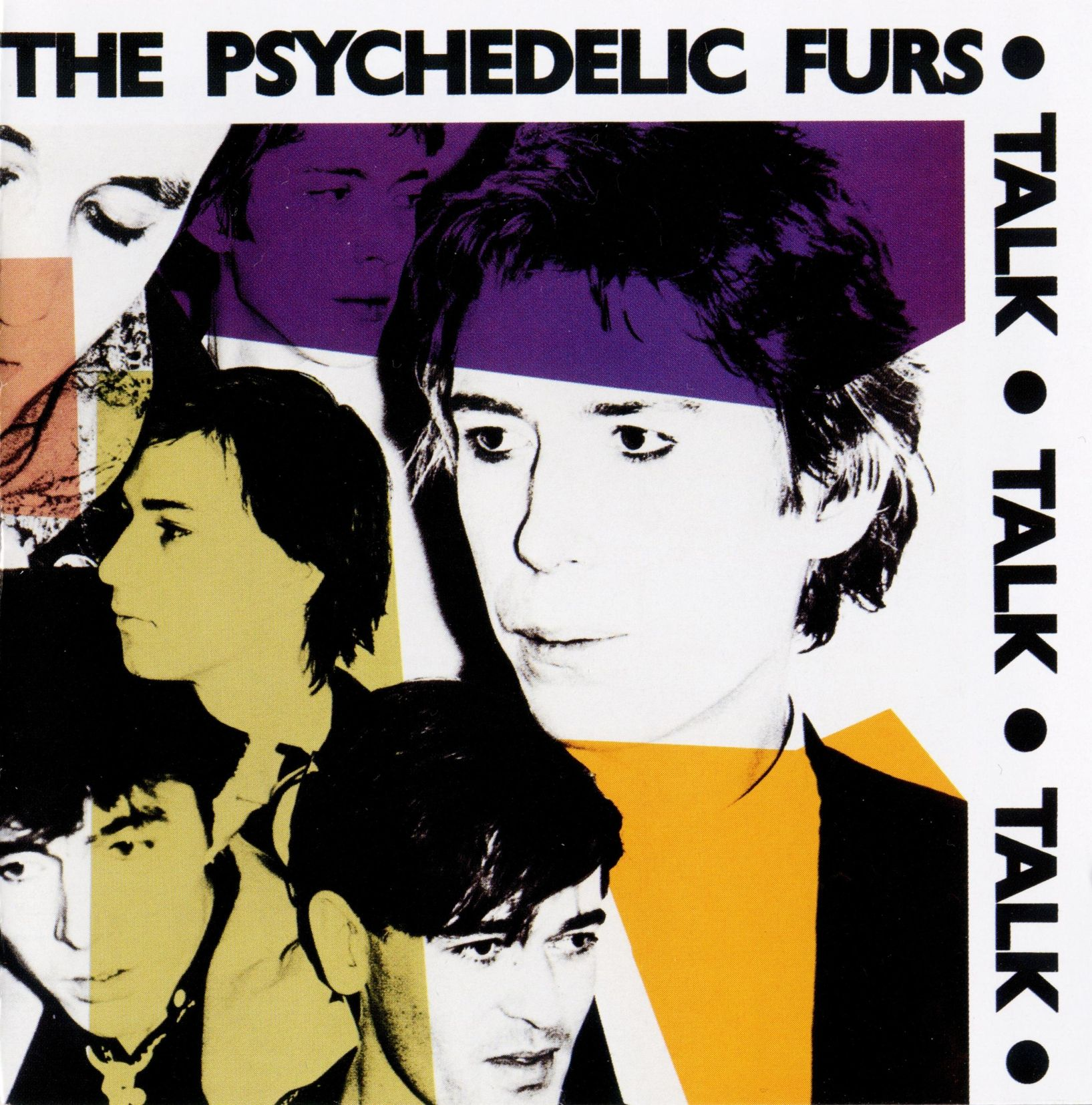 Psychedelic Furs Talk Talk Talk Album Covers The