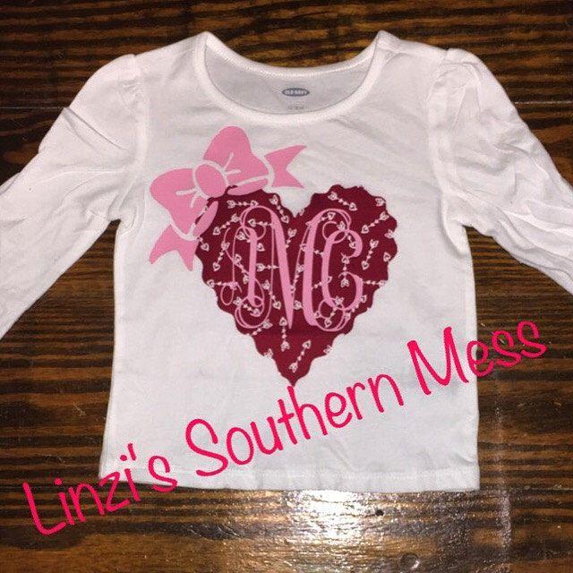 Pin By Linzi Cochran On Linzi S Southern Mess Valentines Iron On