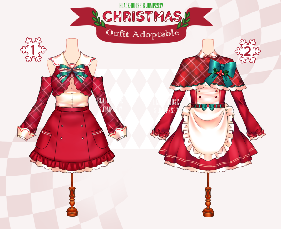 OPEN Outfit Adoptable#4 by Black-Quose.deviantart.com on ...