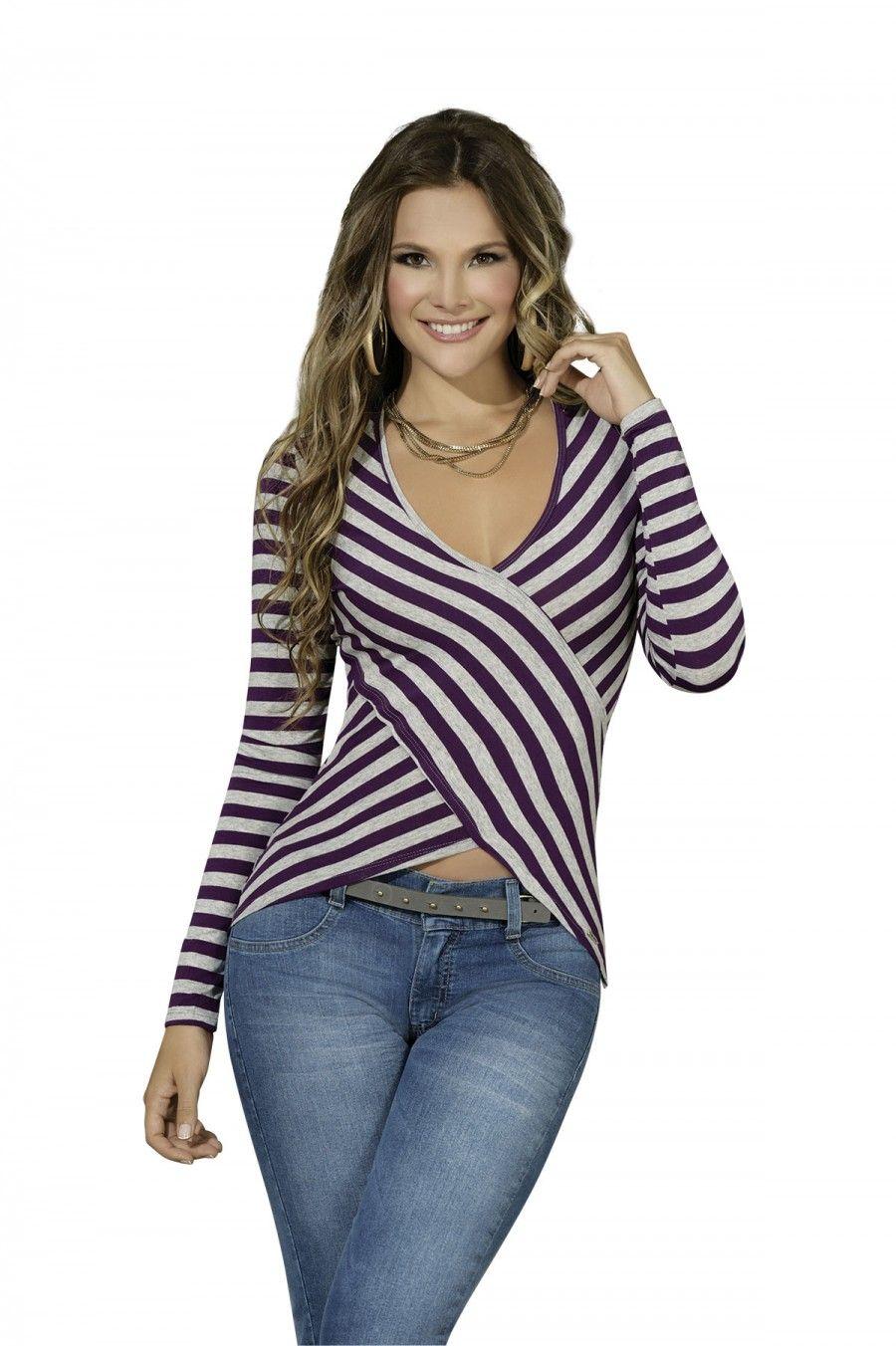 Blusas elegantes de moda buscar con google blusas - Blusas de ultima moda ...