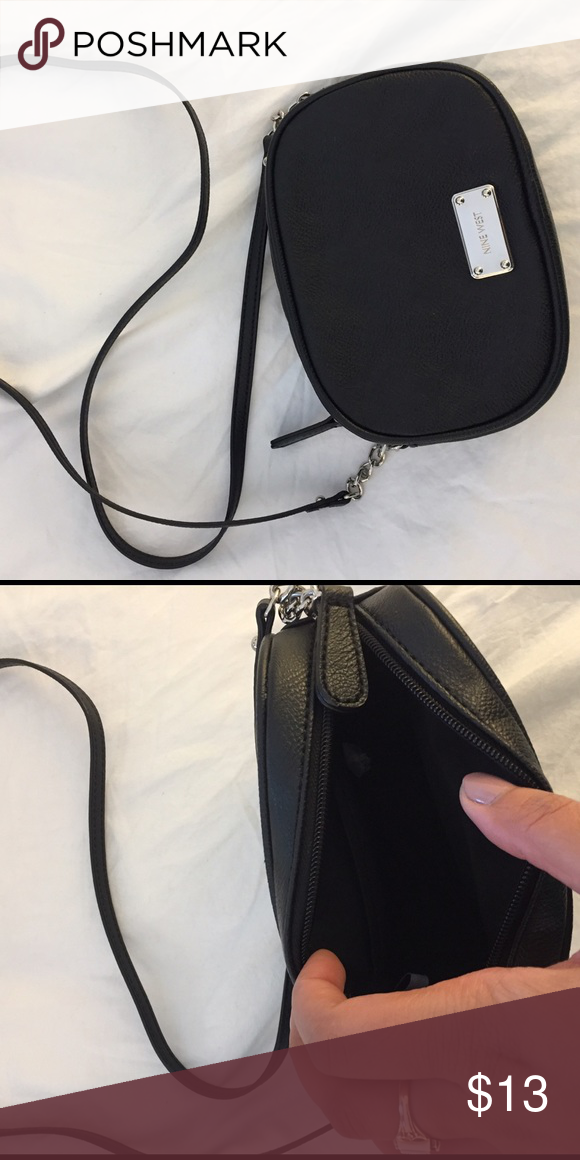 ea30d4227dc Nine West Small Satchel Very cute and simple. Relatively small but fits the  basics, phone makeup, etc. brand new. Nine West Bags Mini Bags