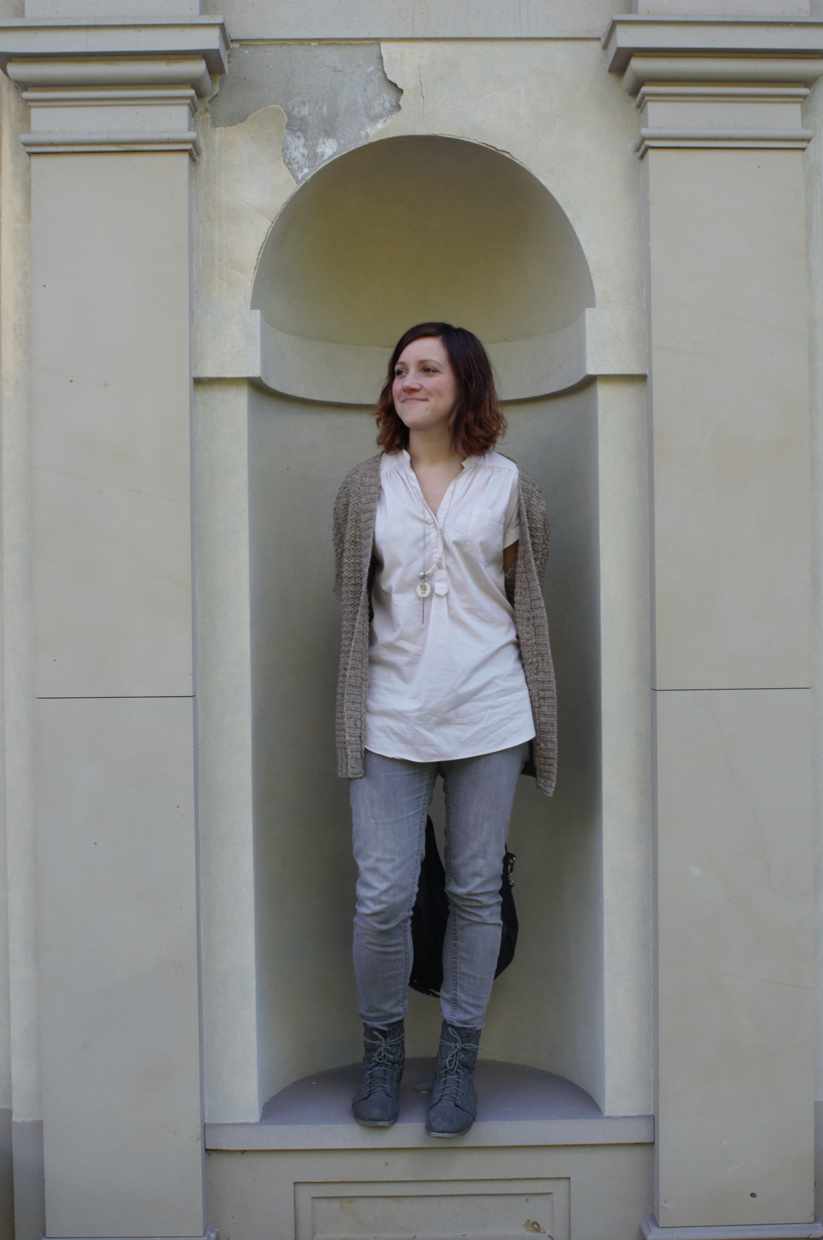natural gamine ingenue outfit | my style analysis | Sewing blogs