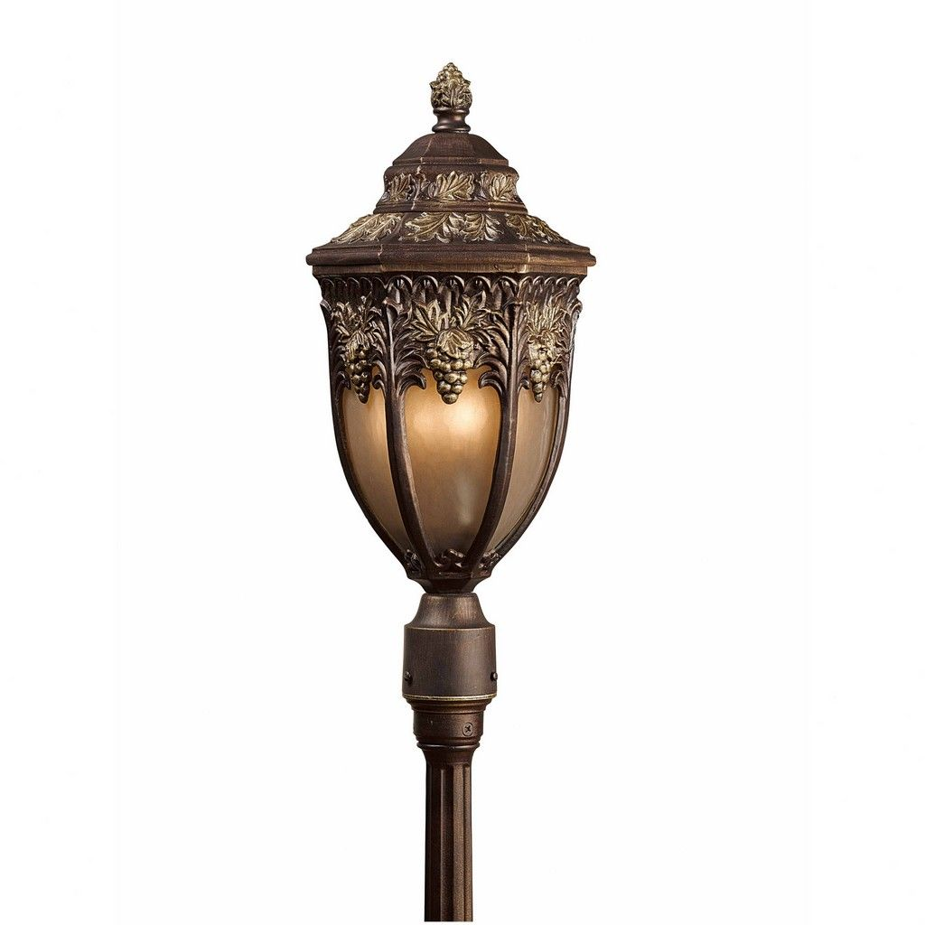 Outdoor lighting post light pole fixture outdoor headlamps and