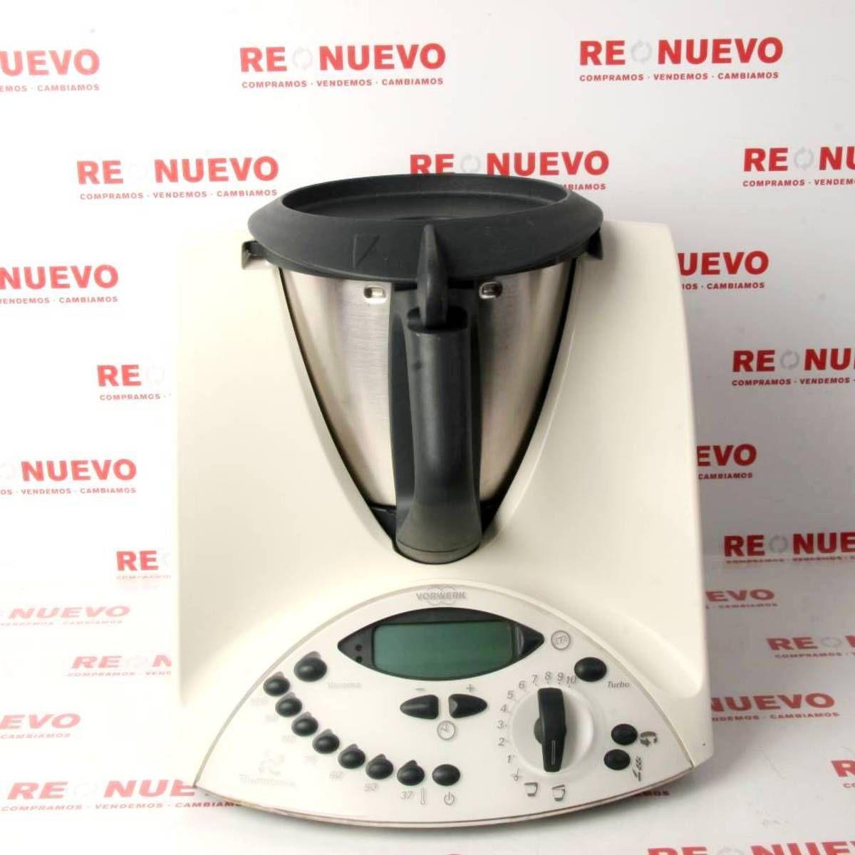 Robot de cocina de segunda mano thermomix tm 31 e277924 - Robot de cocina lady master future ...