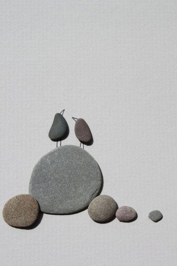 Pebble Art of NS by Sharon Nowlan por PebbleArt en Etsy