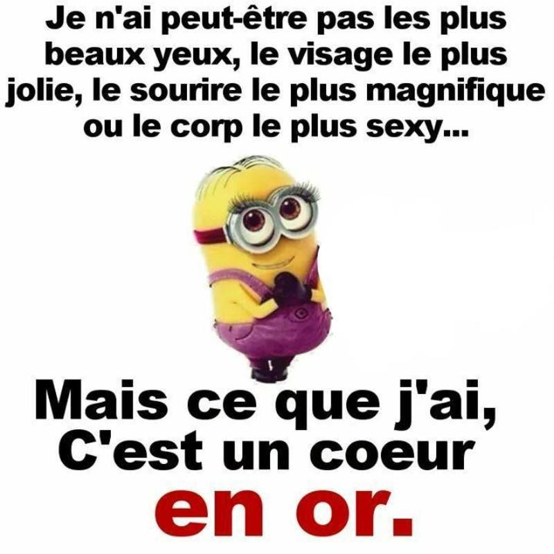 Citations Petits Minions Citations Réflexions Diverses