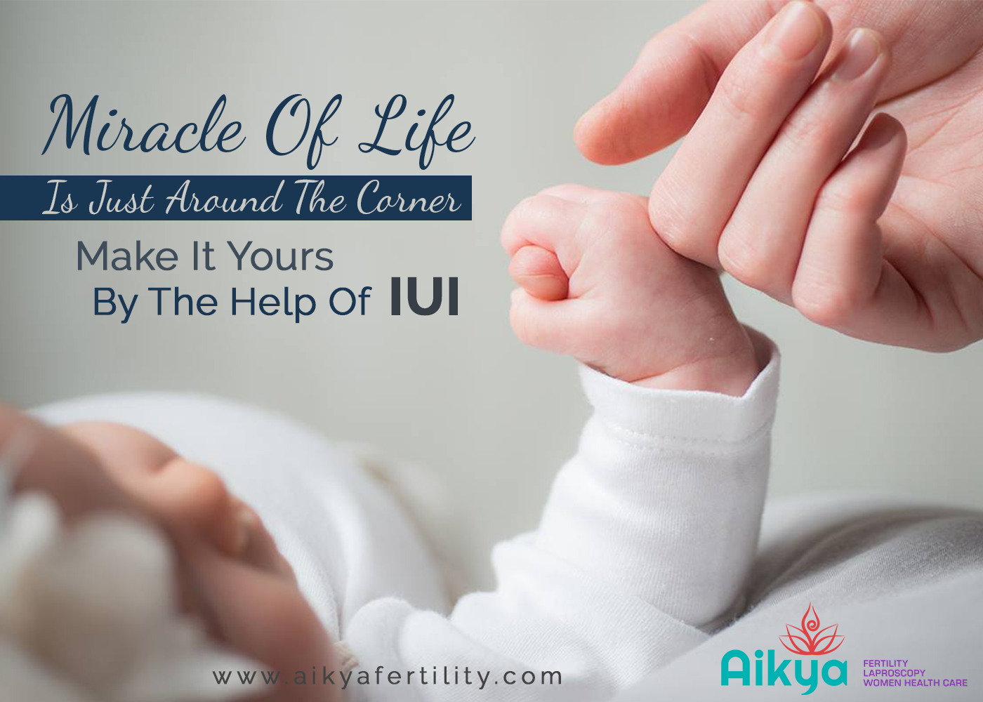 Intrauterine insemination (IUI) is a form of assisted conception treatment.  During IUI,