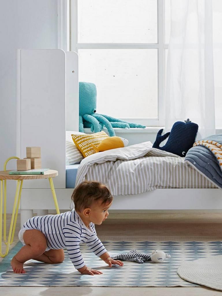 Une Chambre De Garcon Au Theme Marin With Images Kids Bedroom