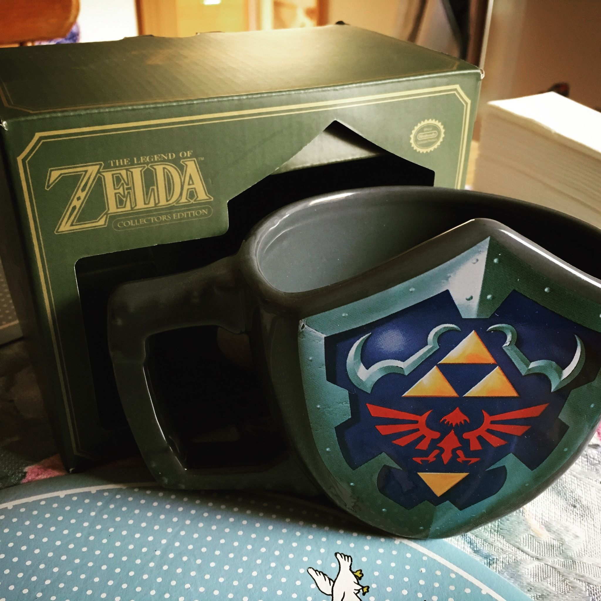 Big cup hylian shield zelda pinterest legend of zelda zelda