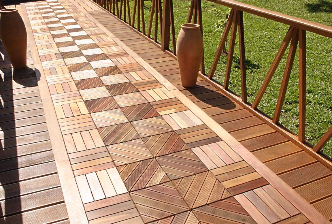 Excellent Interlocking Deck Tiles For Nice Outdoor