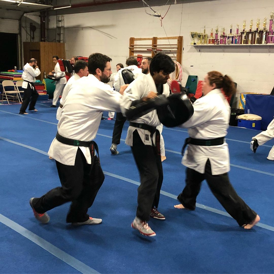 We will continue to work multiple attacker defense drills in our advanced class tonight! Many street...