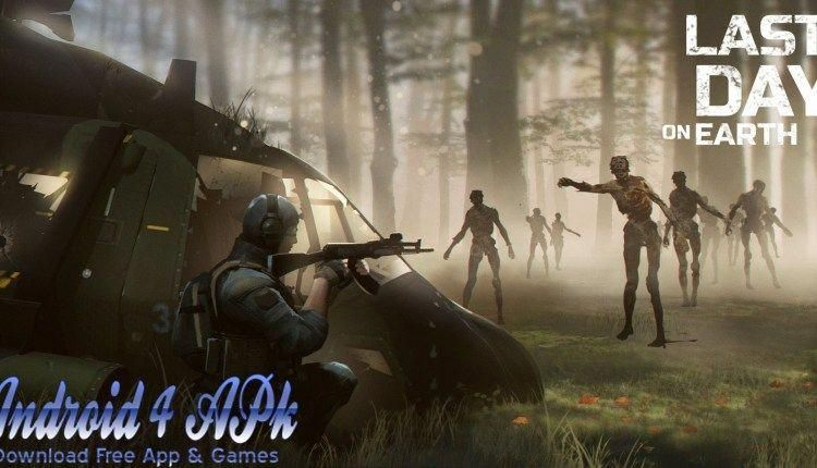 Last Day On Earth Survival Mod Apk Obb For Android Download Free