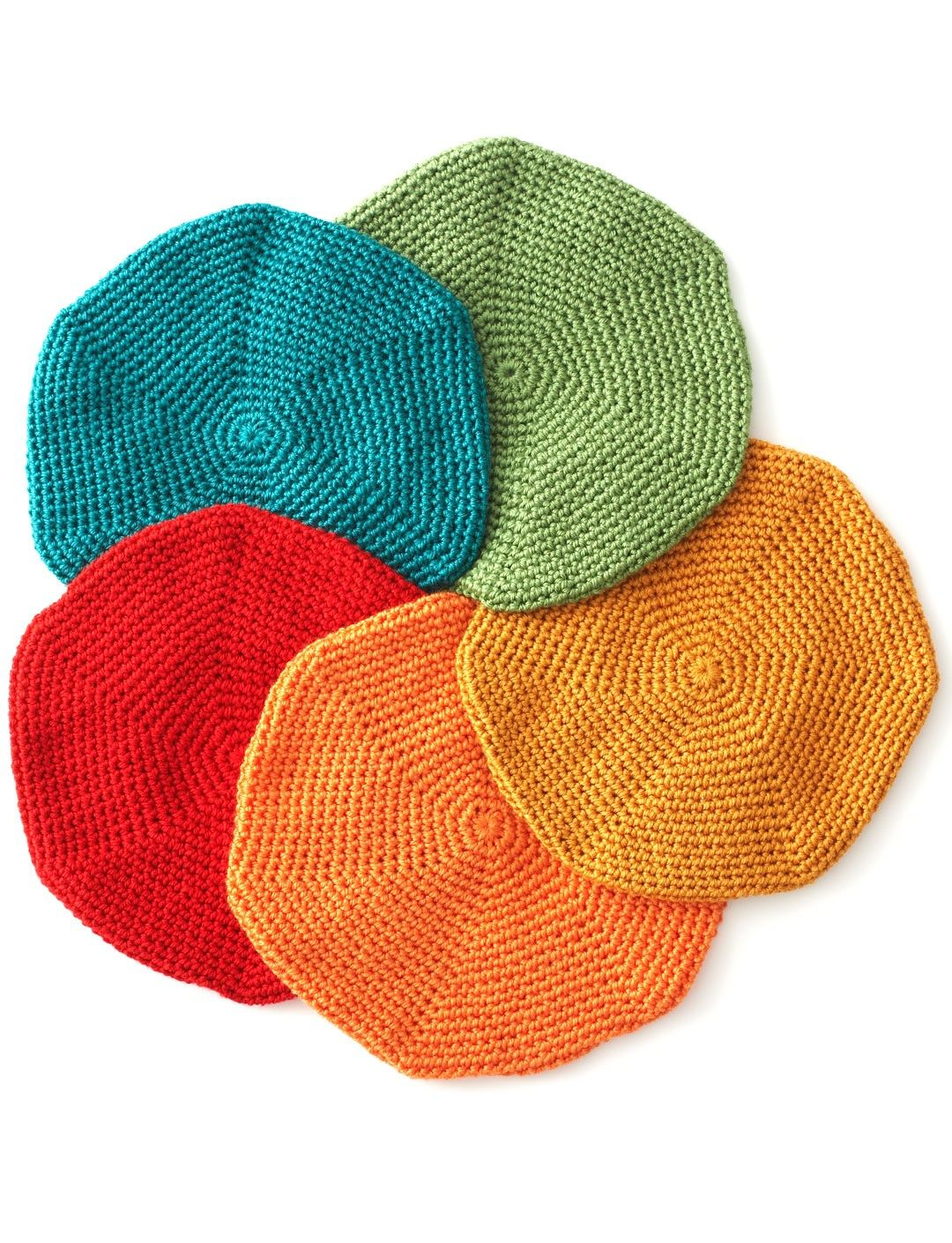 Yarnspirations.com - Bernat Classic Crochet Beret ...