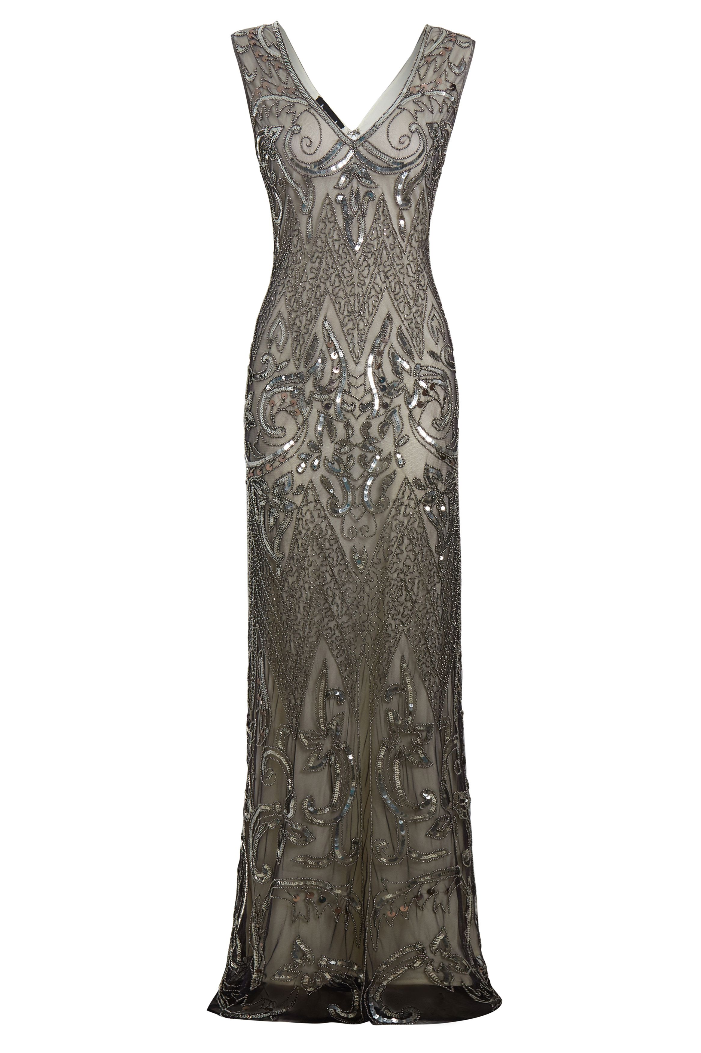 525257b5ba Angie Embellished Flapper, 1920s Great Gatsby Inspired, Art Deco ...