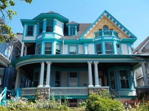 238 Colfax Ave Scranton Pa 18510 Victorian Homes Victorian Architecture Big Mansions