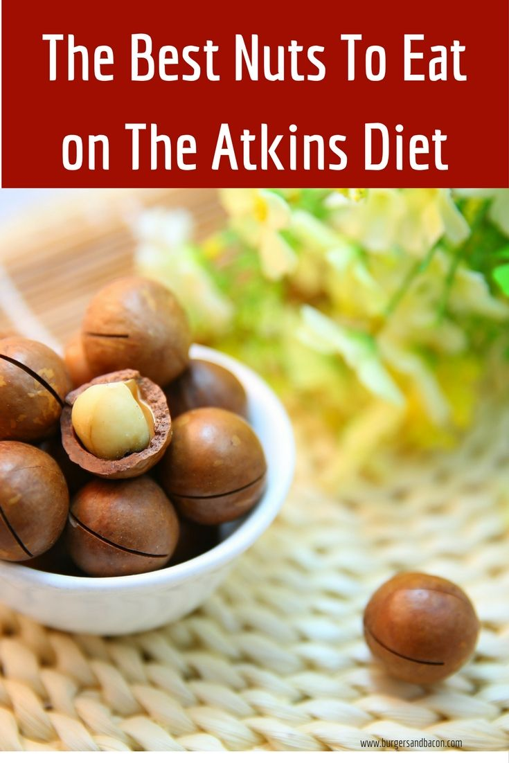 Should You Eat Nuts On Atkins Phase 1 Atkins Diet Recipes Healthy Nuts Atkins Diet Recipes Phase 1